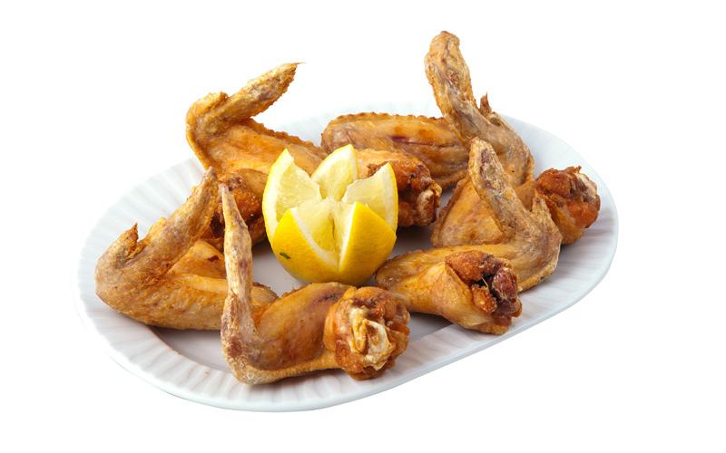 Restaurante Pirámides Ración alitas pollo