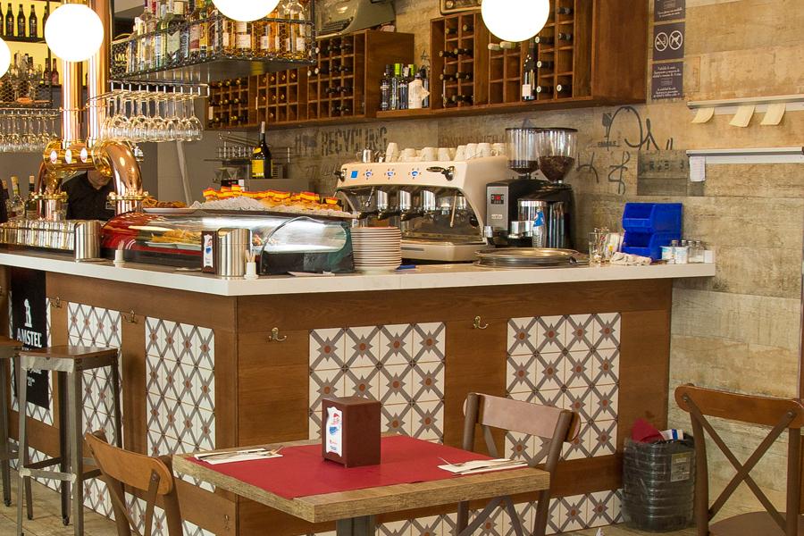 Restaurante A Coruña
